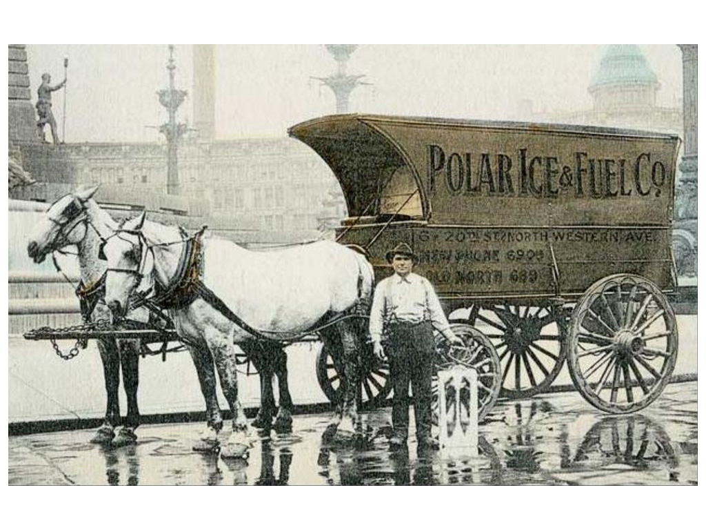 Polar Ice Wagon